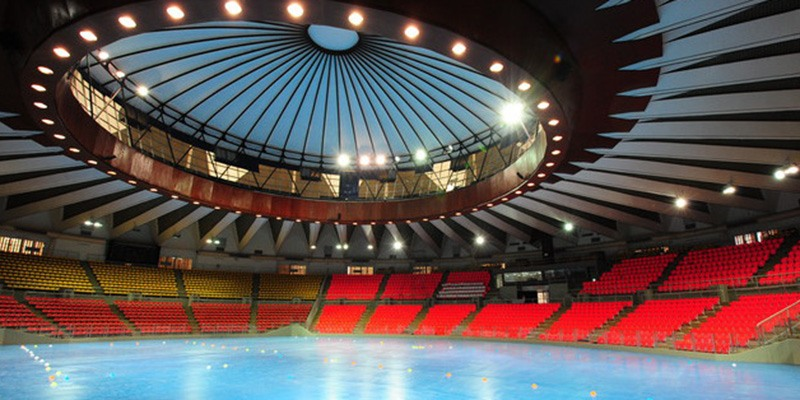 Indoor Stadium Huamark